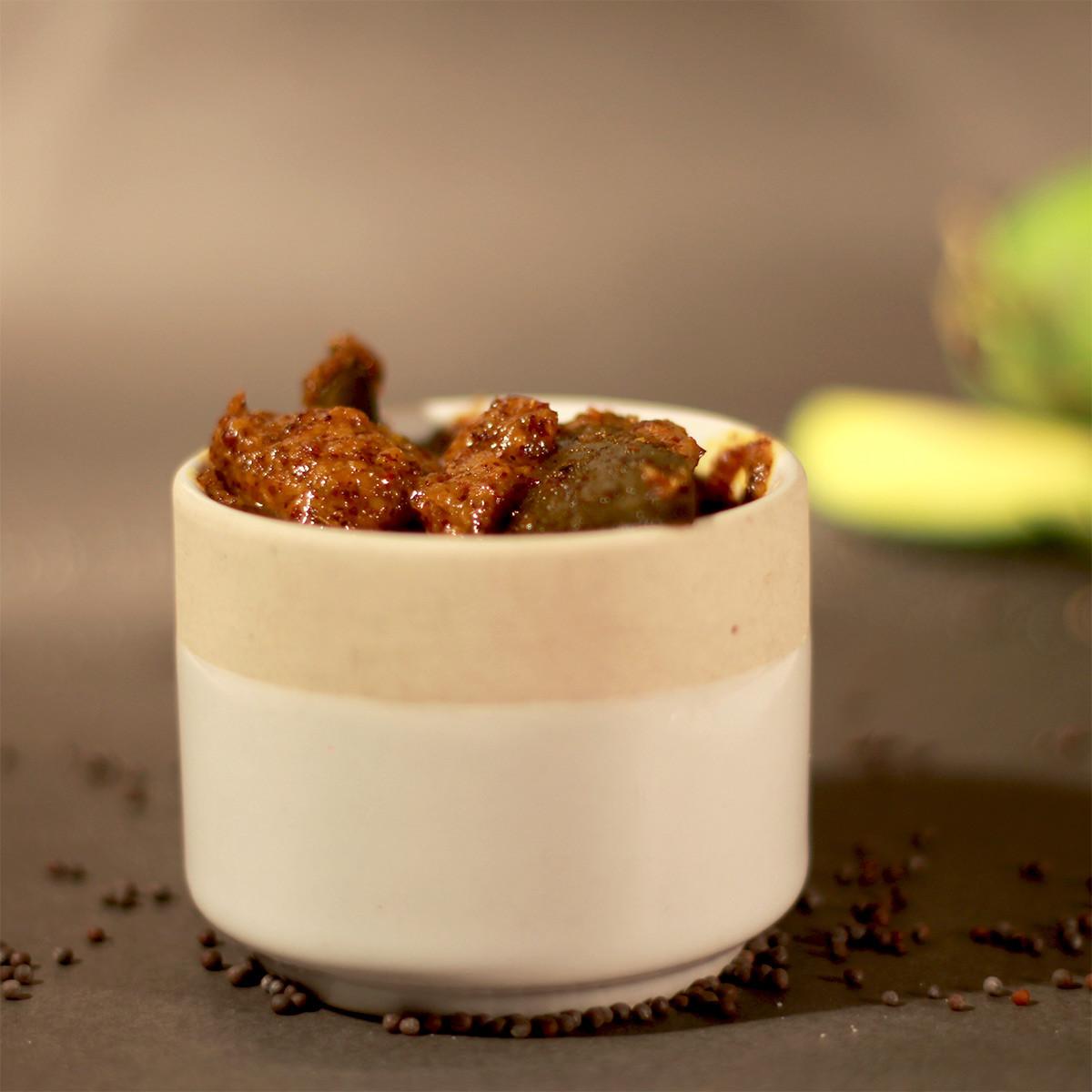 Mango Kasundi (Aam Kasundi)- 200 grams