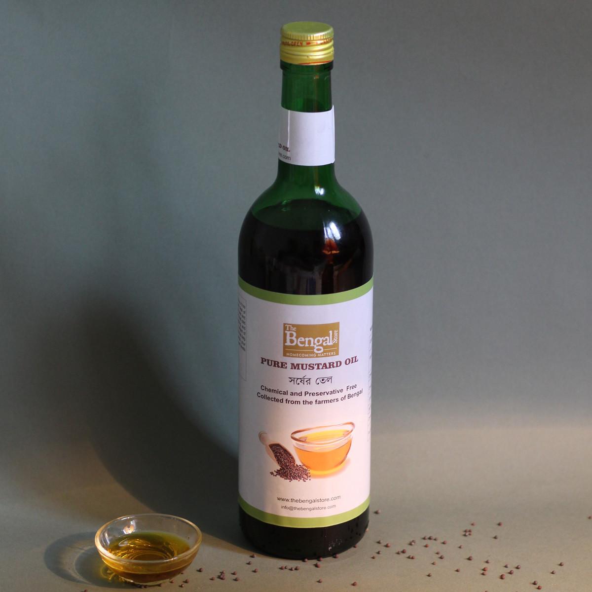Mustard Oil (700ml)