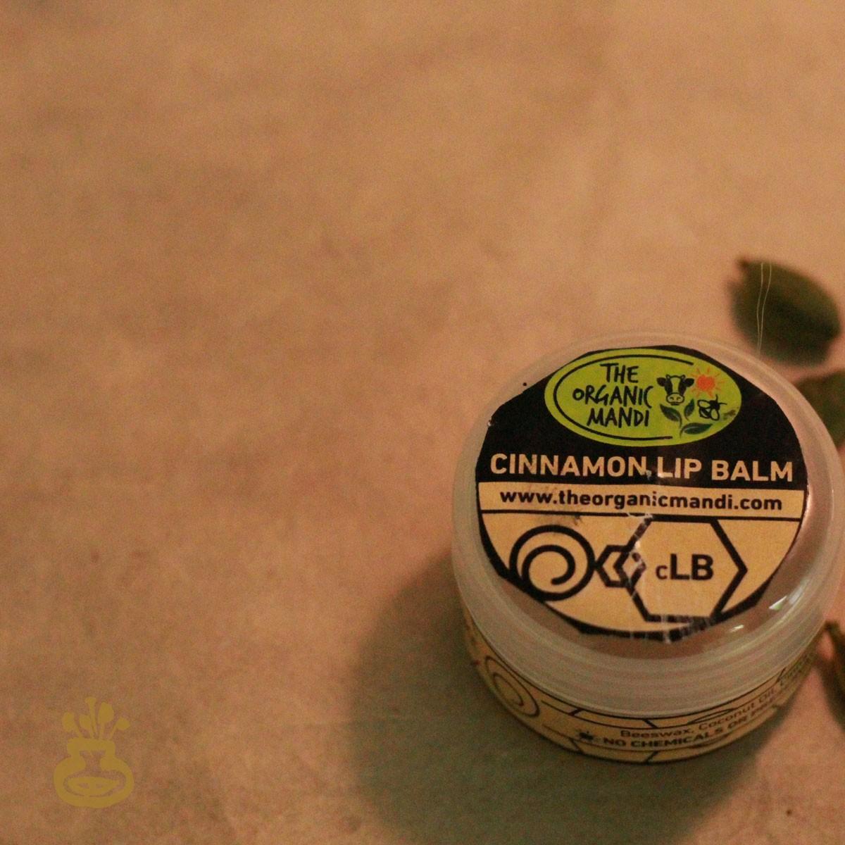 Cinnamon Lip Balm (15g)