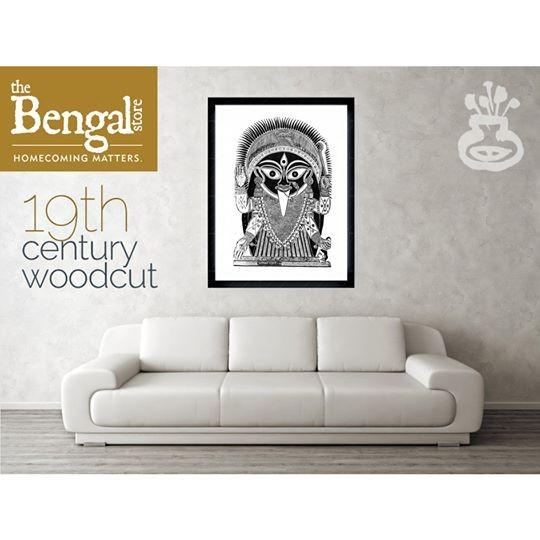 19th Century Kali poster