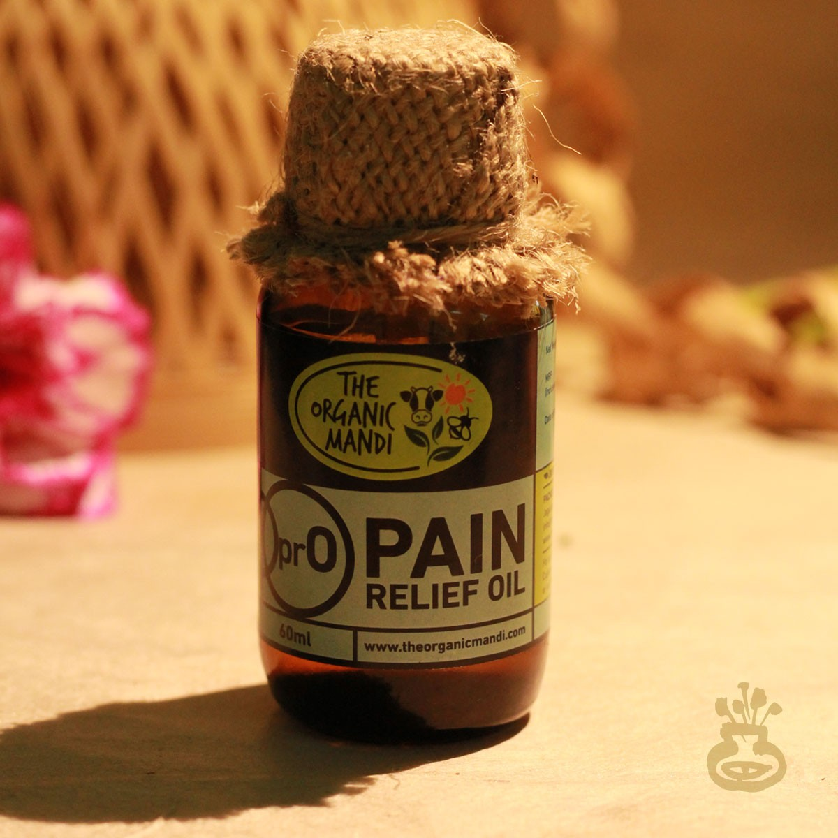 Pain Relief Oil (60ml)