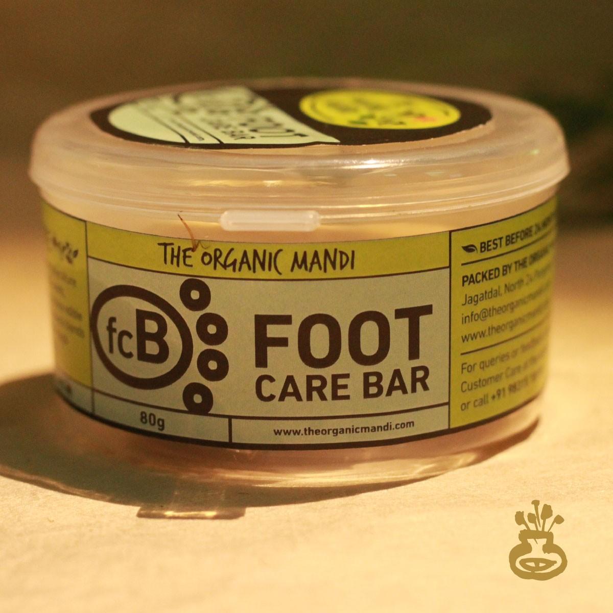 Foot Care Bar (80g)