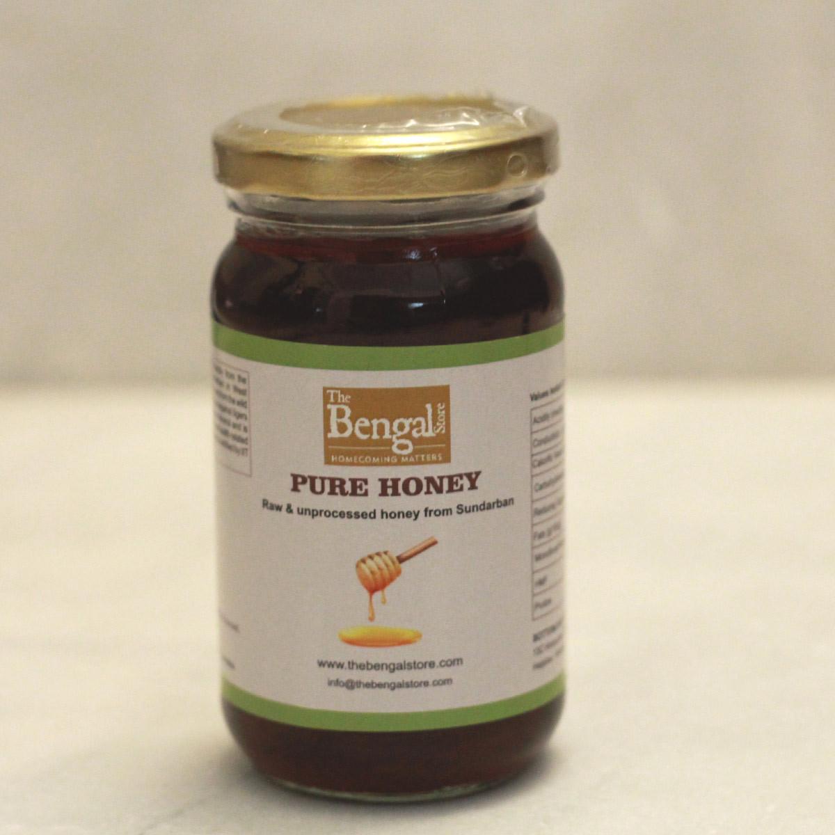Pure Raw Sundarbans Honey (250 grams)