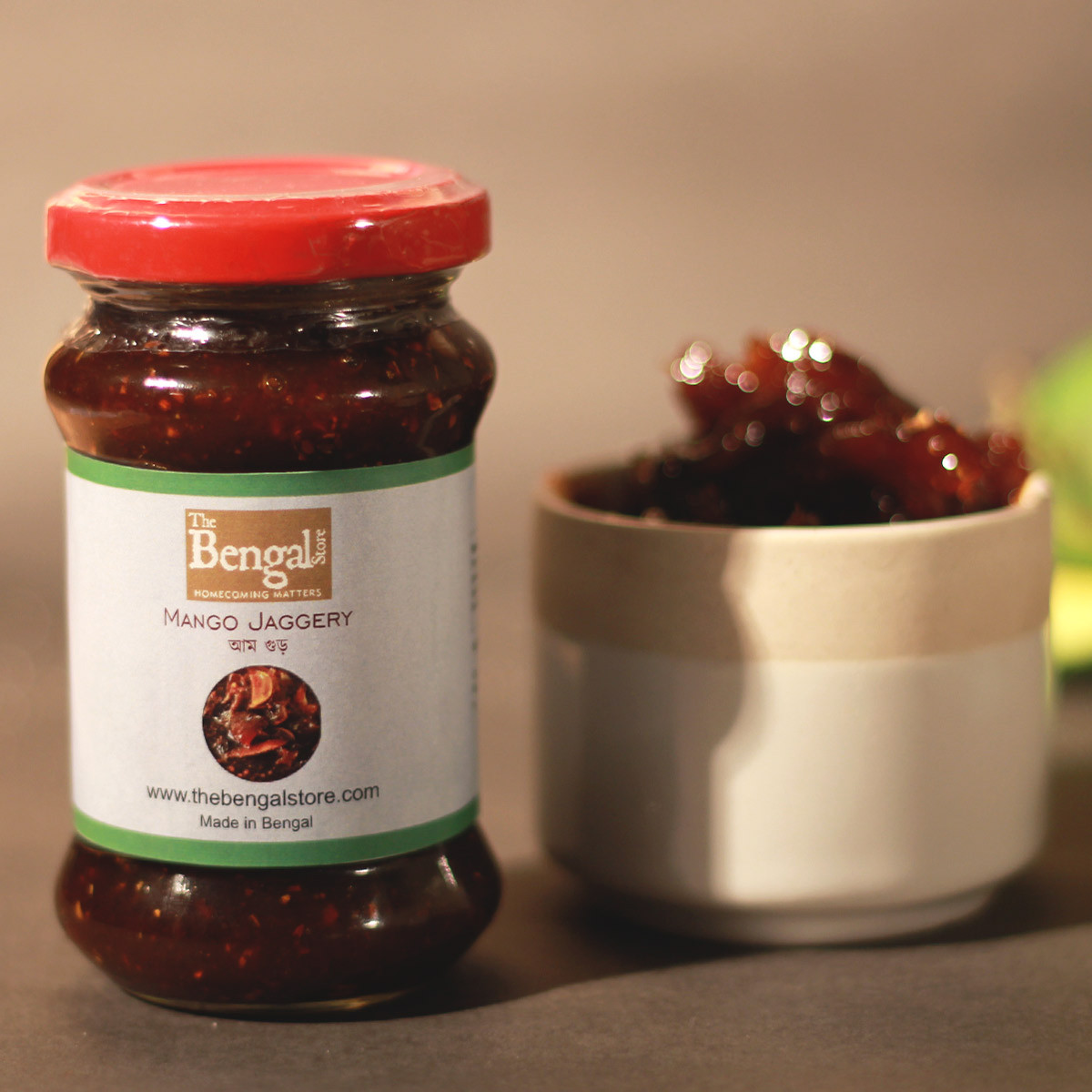Mango Jaggery (Aam Gur)- 200 grams