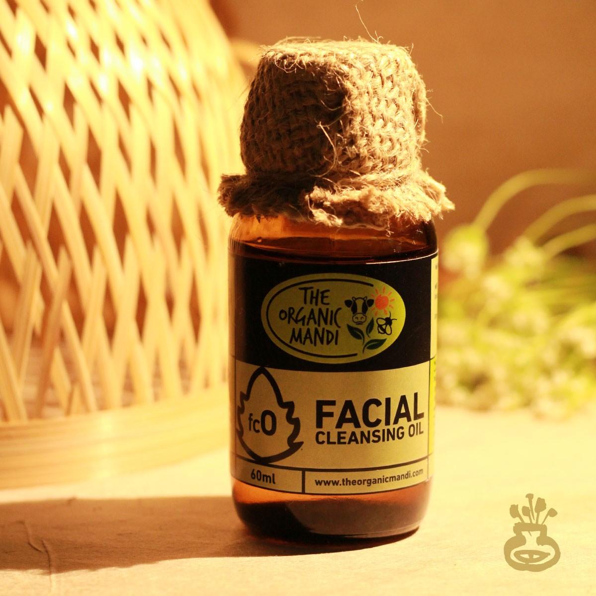 Facial Cleansing Oil (60ml)