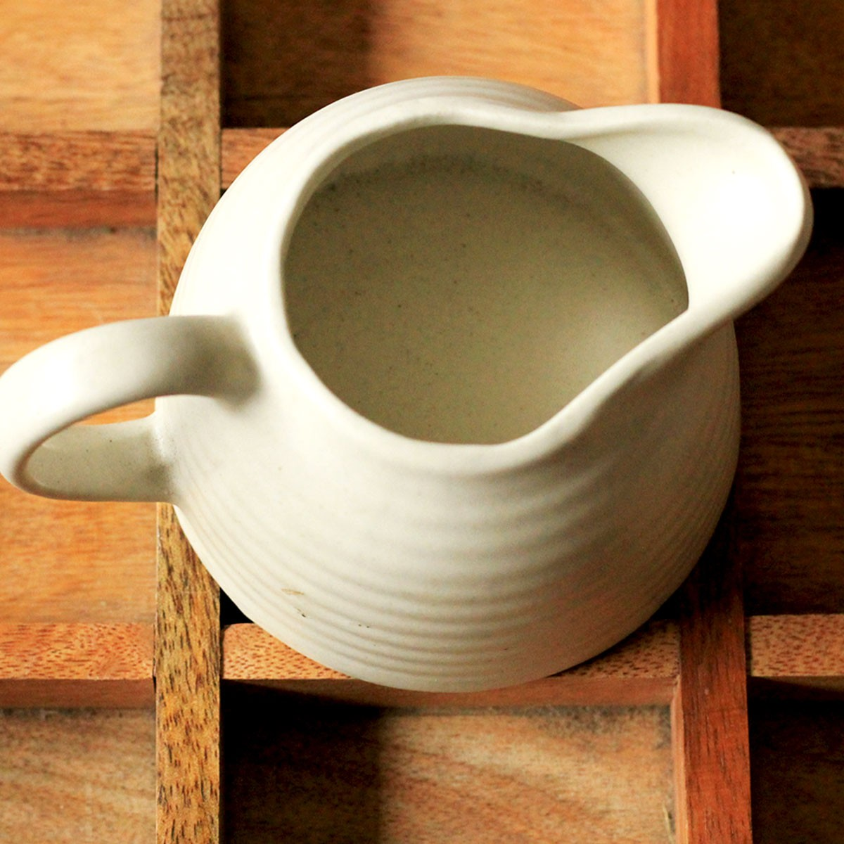 Ceramic Milk Pot