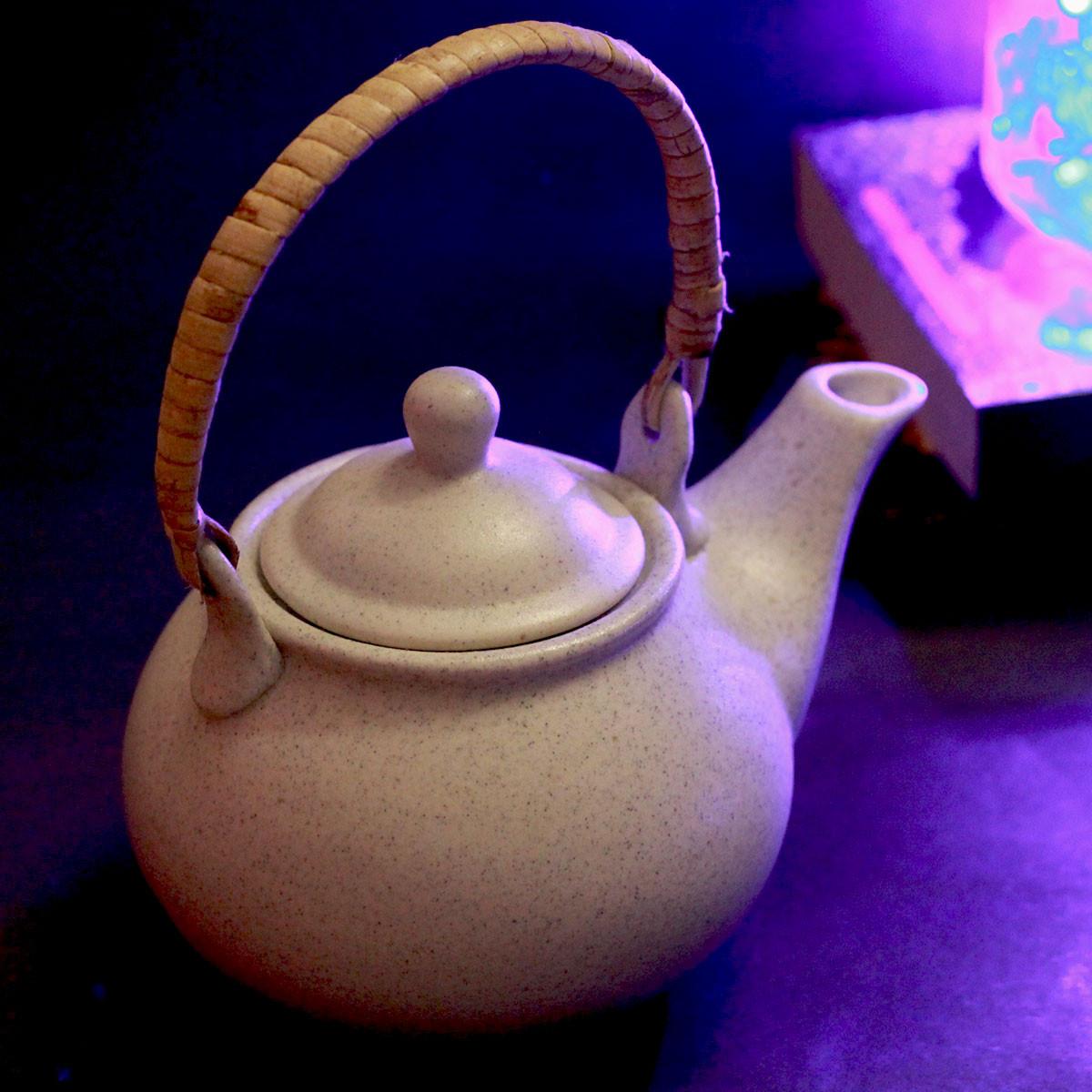 Ceramic Tea Pot (Matte)