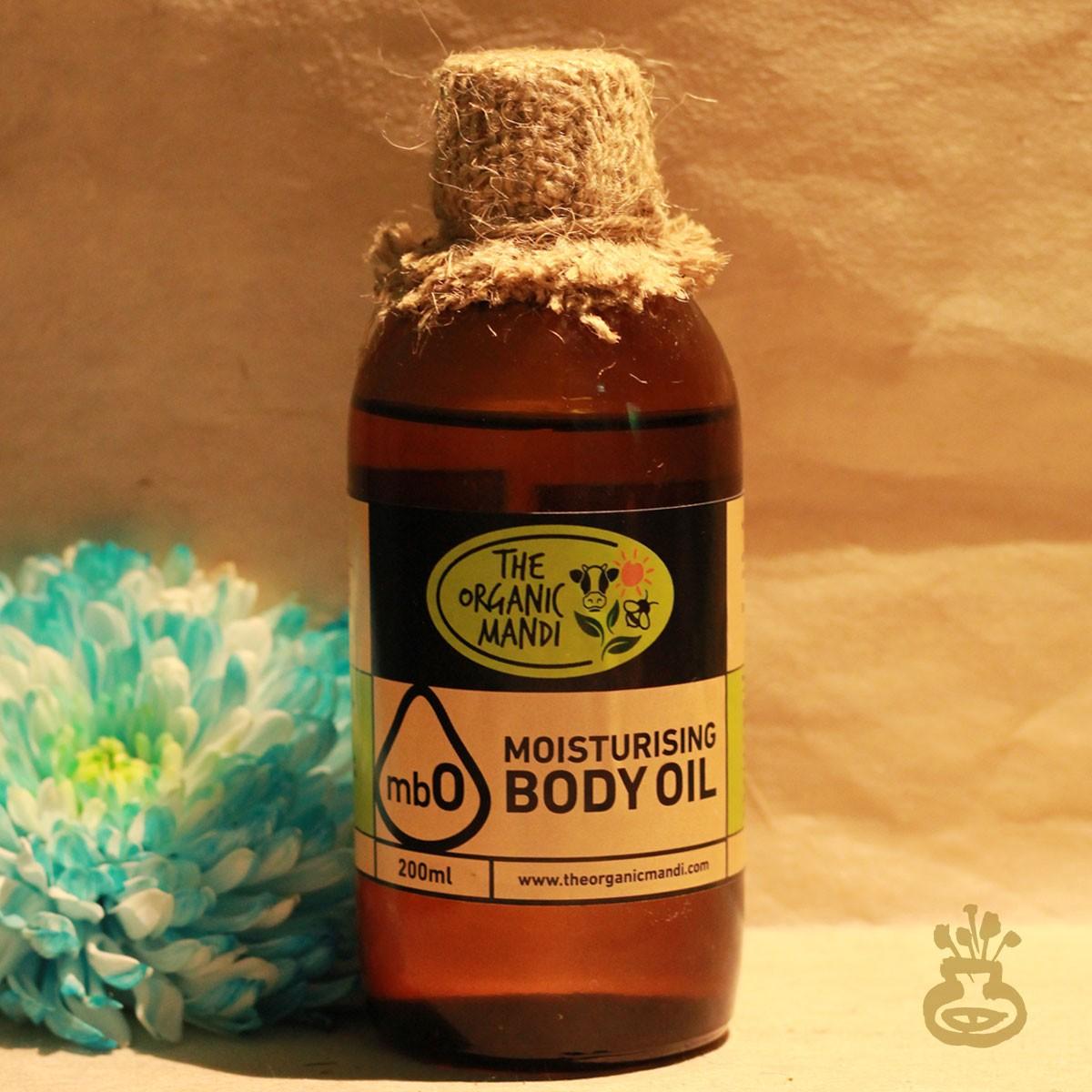 Moisturising Body Oil (200ml)
