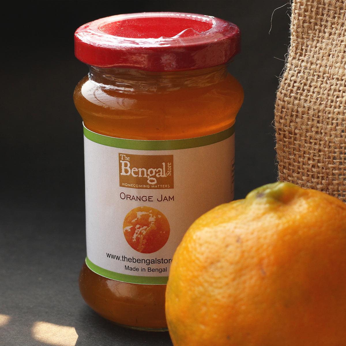 Orange Jam (200gm)